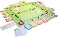 Настольная игра «Монополия» — набор для печати