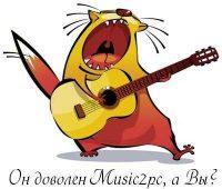 Music2pc — программа поиска и скачивания музыки