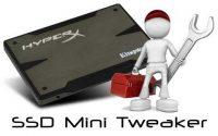 SSD Mini Tweaker — настройка Windows под SSD