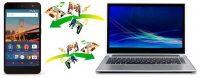 Web PC Suite — беспроводная передача файлов