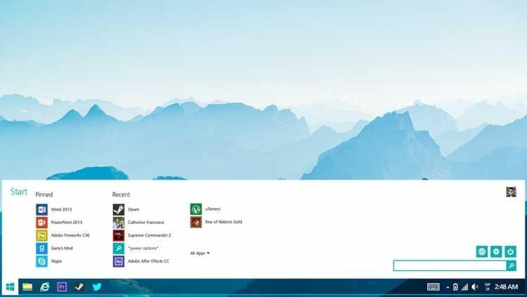 Разработка Windows Lite не заброшена