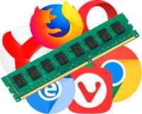 Много вкладок — снижаем потребление памяти браузером