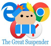 The Great Suspender ускорит браузер и ПК
