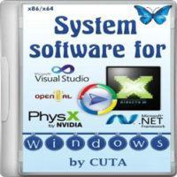 Системные компоненты и обязательный софт для Windows одним кликом