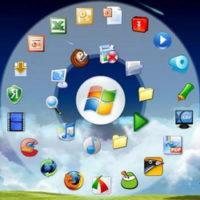 Уникальная панель быстрого запуска программ и файлов — Circle Dock